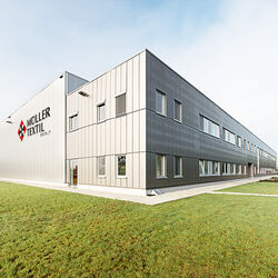Building Production Muller Textiles Slovakia
