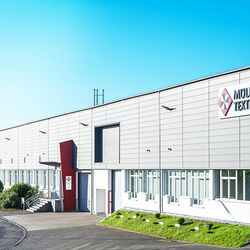 Building Headquarter Muller Textiles Germany